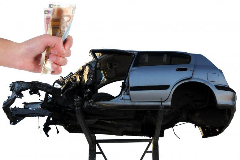 How to Get the Most Money Out of Your Scrap Car (in Toronto)