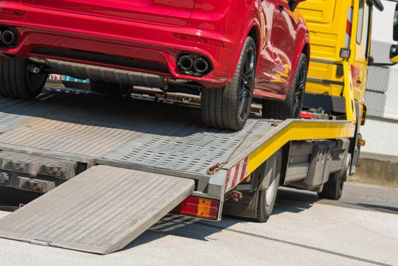 TOP 5 CAR TOWING COMPANIES IN TORONTO