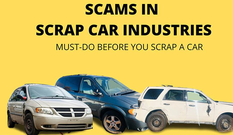 Scams in Auto Recycling Industry