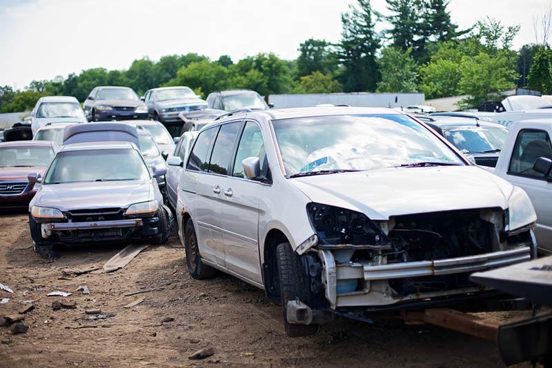 Scrap car v/s Repairing Car