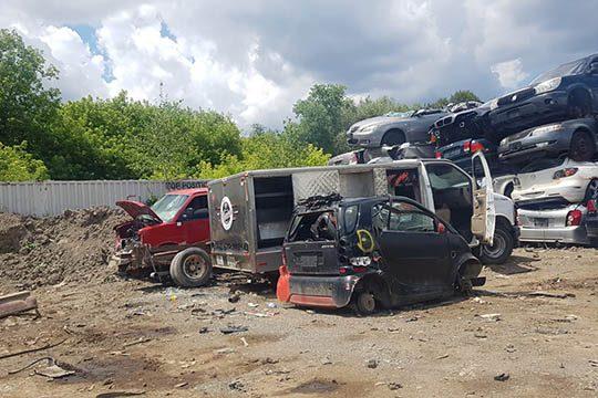 Scrap Car Removal Scarborough