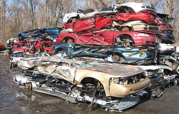 Scrap Car Removal Ajax