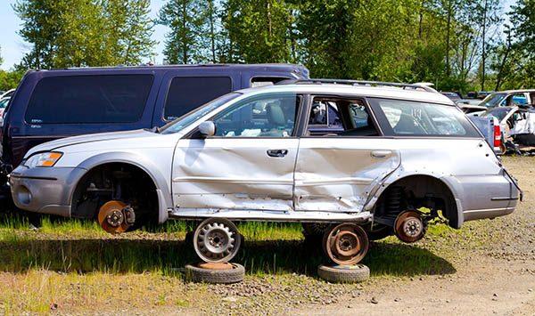 Scrap Car Removal Markham