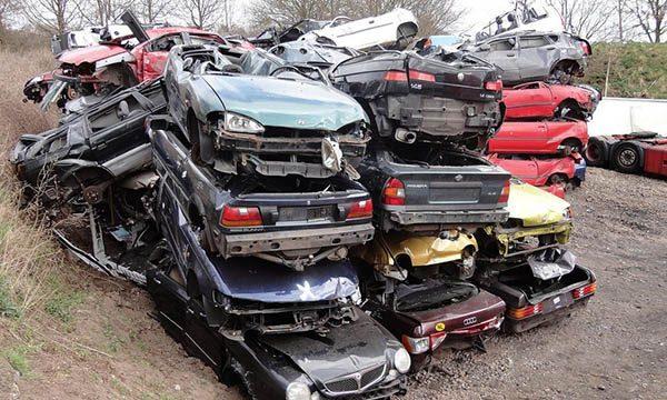 Scrap Car Removal Pickering